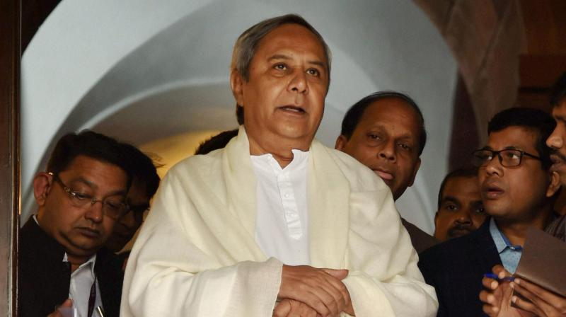 Odisha Chief Minister Naveen Patnaik (Photo: PTI)