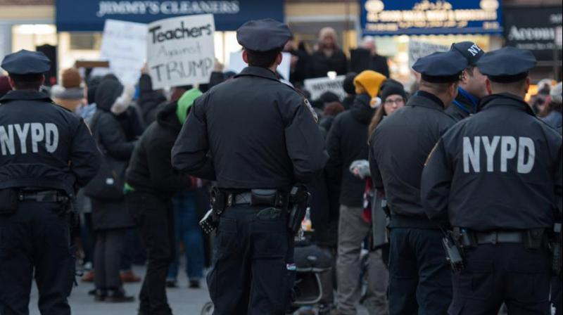 The NYPD has about 900 uniformed Muslim officers out of about 35,000, and has made public pronouncements seeking more recruits. (Photo: Representational Image/AFP)