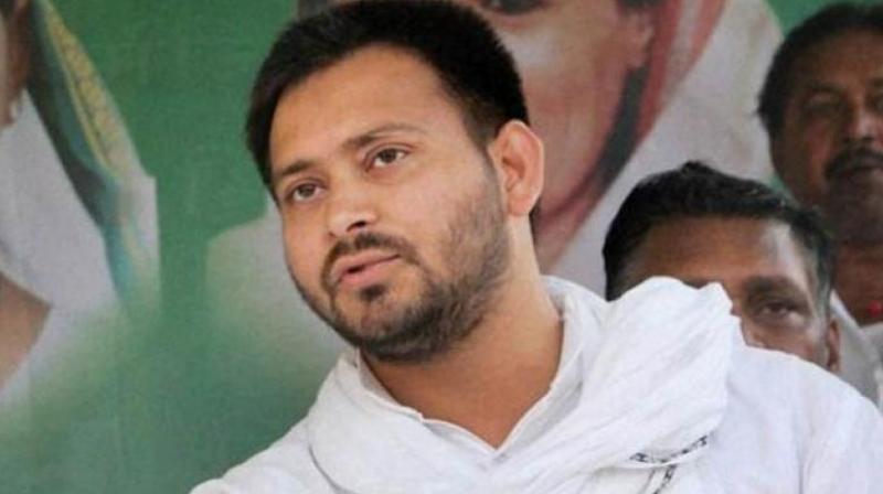 Bihar Deputy Chief Minister Tejashwi Yadav (Photo: File)