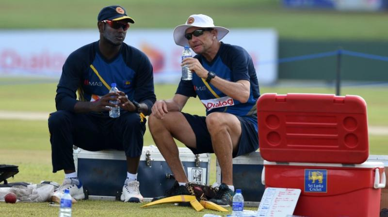 Graham Ford led Sri Lanka to memorable test and twenty20 series wins over Australia. (Photo: AFP)