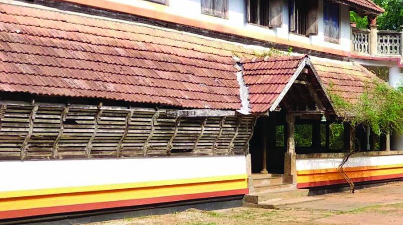 Swarnathu Mana
