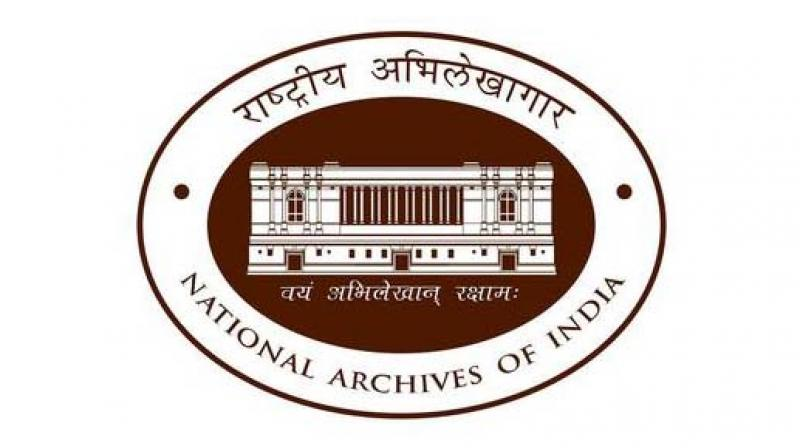 The NAI has decided to digitise and microfilm about two crore pages available at its Janpath office.