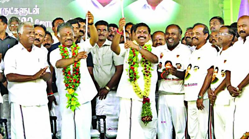 The ruling party may be compelled by present circumstances as well as the empathy Modi had for Jayalalithaa to align, but there are huge 'known unknowns' when it comes to aligning with a North Indian party.