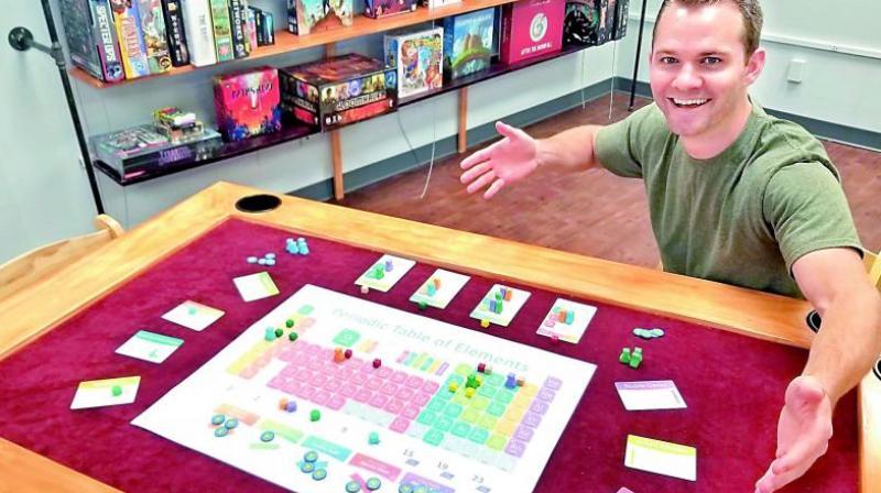 John Coveyou, CEO, Genius Games