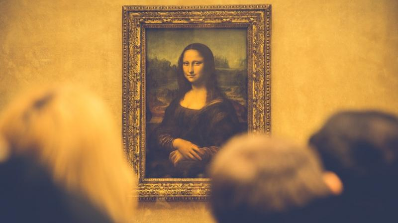 The Mona Lisa itself, on which da Vinci began work in 1503, has hung at the Louvre Museum in Paris for more than 200 years. (Photo: Representational/Pixabay)