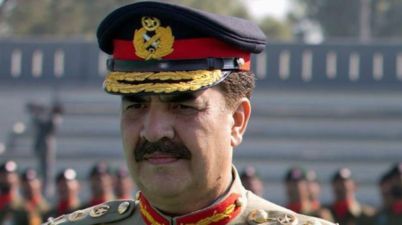 Raheel Sharif. (Photo: AP/File)