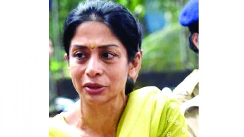 Mukerjea is lodged in Mumbai's Byculla jail since her arrest in 2015 for her alleged involvement in her daughter, Sheena Bora's murder case. (Photo: PTI)