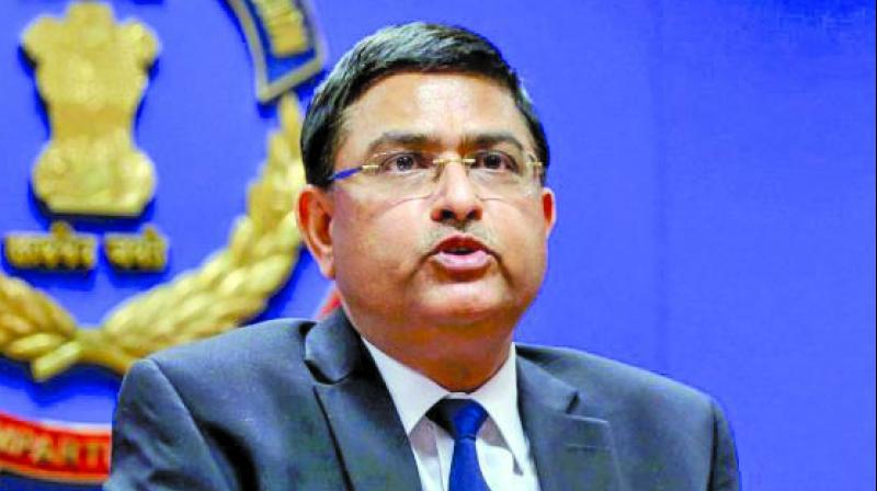 Asthana was serving as the director general of the Border Security Force. (Photo: PTI/File)