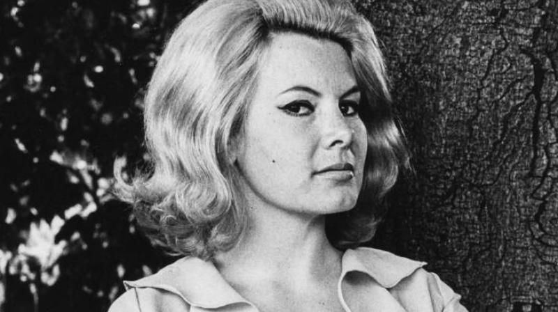 Molly Peters also worked in television serials apart from films.