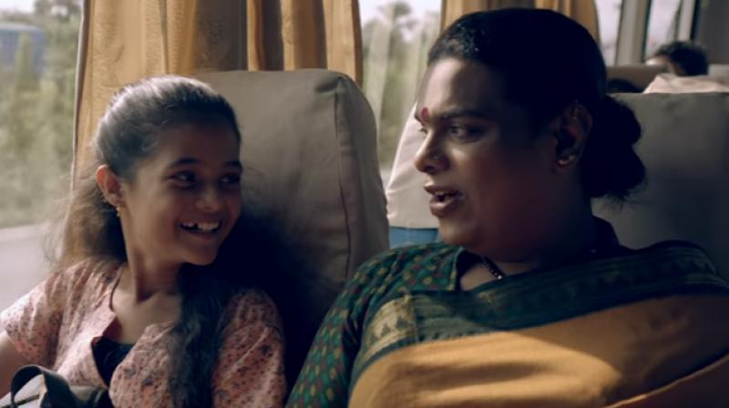 The advertisement sends the message across through a child who hasn't had the most ideal childhood that most others do before she meets her new mother. (Photo: Youtube/VicksIndia)