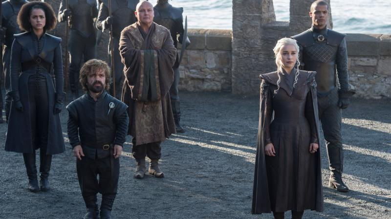 'Game of Thrones' has become extremely popular even in India.