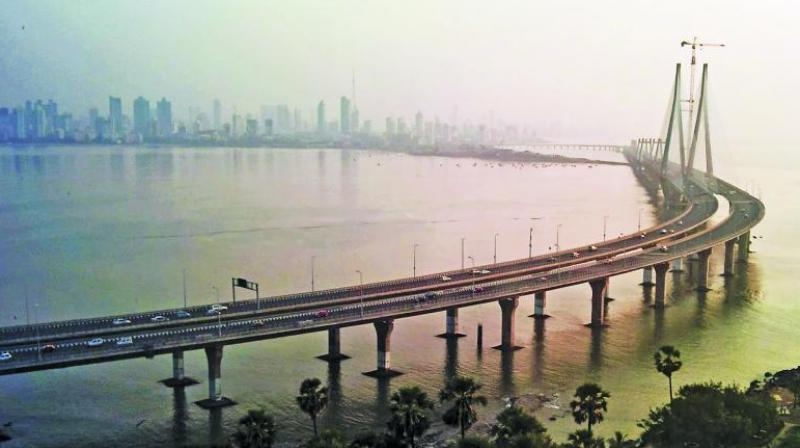 Currently, MSRDC earns about Rs 1.50 crore per week in toll at the BWSL, which has around 45,000 vehicles ply on it every day. (Representational Image)