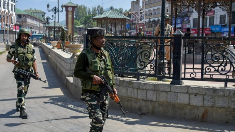 The special status to the erstwhile state of Jammu and Kashmir, as provided under Article 370, was repealed by the Union government on August 5. (Photo: File)