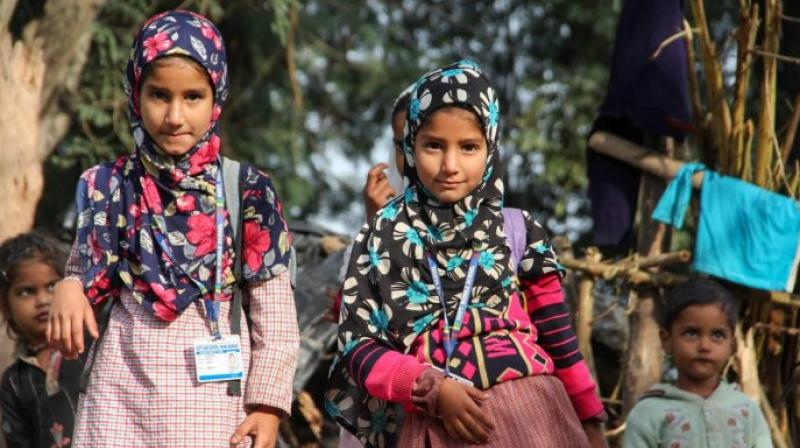 The Foreign Office in a statement said Pakistan reaffirms the right of every child to grow, learn, play and flourish with dignity. (Photo: Representational | PTI)
