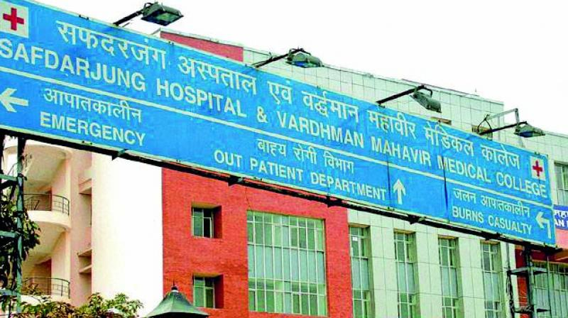 The centre is located at the fifth floor of the Safdarjung Hospital and equipment like freezers are already in place.