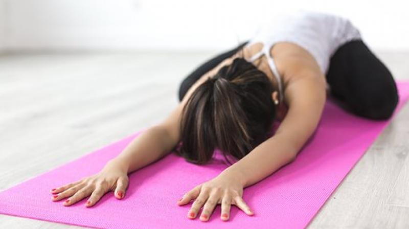 As yoga is less strenuous, it can be a good addition to cardiac rehabilitation, which can help people recover from a heart attack or heart surgery. (Photo: Representational/Pixabay)