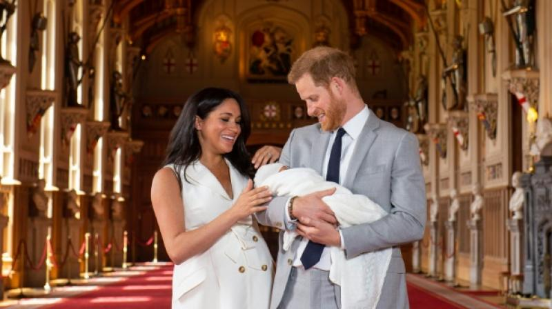 The royal family carried out more than 3,200 official engagements in Britain and around the world in the financial year to April. (Photo: AFP)