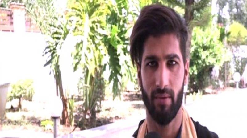 The Udhampur native has appealed to youngsters to participate in competitions to build confidence. (Photo: ANI)