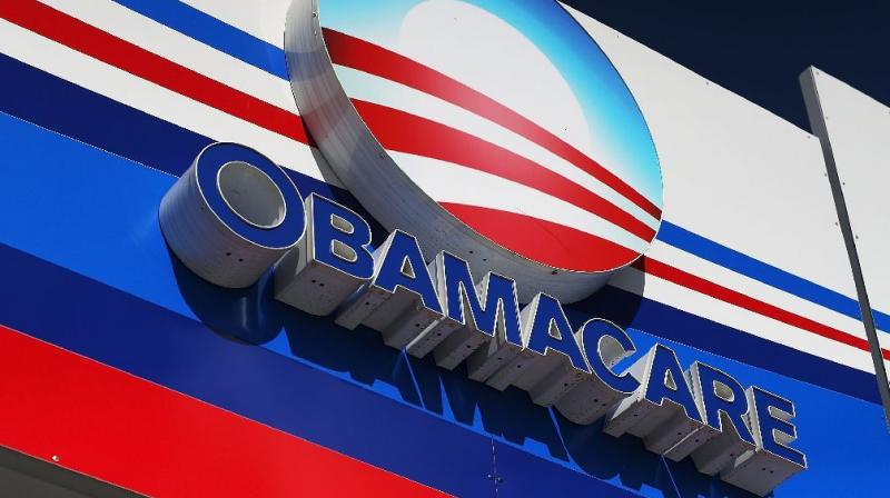 President Donald Trump and congressional Republicans have promised to scrap the 2010 healthcare law that is a key legacy of Democrat Barack Obama's presidency. (Photo: AFP)