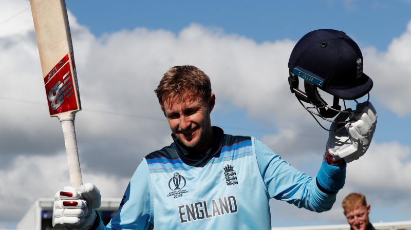 The only downside for England were injuries to captain Eoin Morgan and opening batsman Jason Roy which forced them to leave the field and forced changes in the batting order. (Photo: AFP)