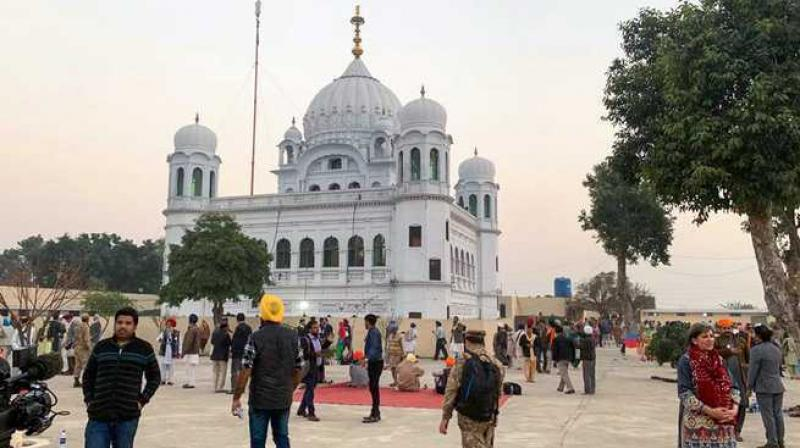 The decision to build the corridor - from Dera Baba Nanak in Gurdaspur district to the international border - was taken by the Union Cabinet on November 22. (Photo: File | PTI)