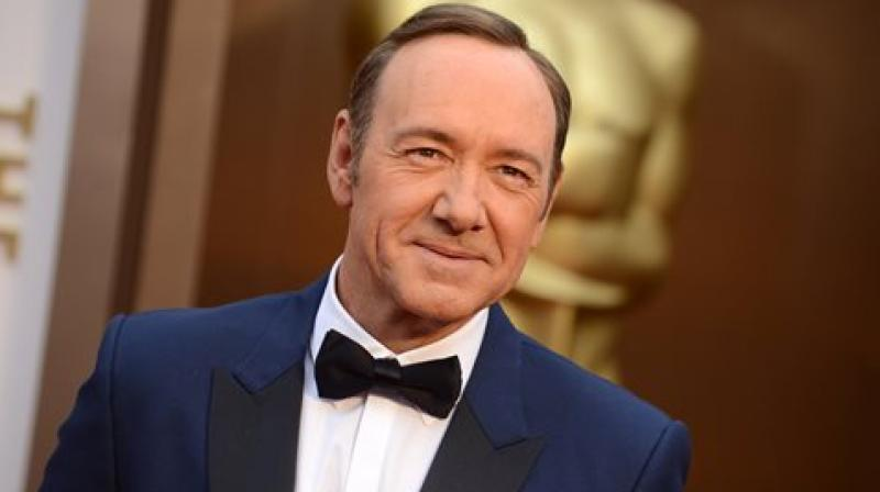 Kevin Spacey. (Photo: AP)