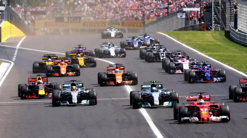 The idea is to help the teams regulate the health of their drivers in F1's ultra stressy environment.