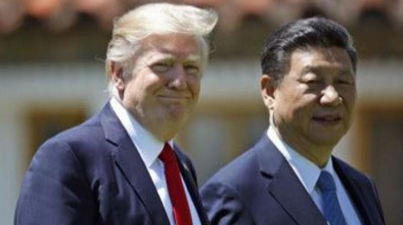 The world's two largest economies are locked in a trade war since Trump imposed heavy tariffs on imported steel and aluminium from China