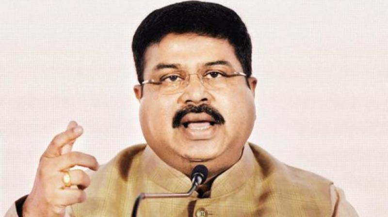 Oil minister Dharmendra Pradhan said transport remains the most demanding sector for oil and such a wide base of automobiles will need a combination of fuels.