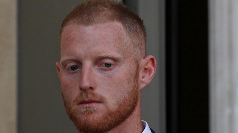 Ben Stokes -- on trial for alleged affray -- acted in
