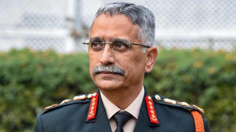 Indian Army Chief Gen M.M. Naravane  (Photo: PTI)