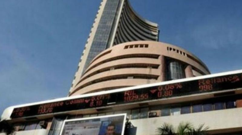 IT stocks were on buyers' radar on Thursday, surging up to 4.5 per cent, after the rupee weakened to a fresh five-month low.