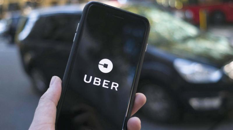 Uber had 91 million average monthly active users on its platforms.