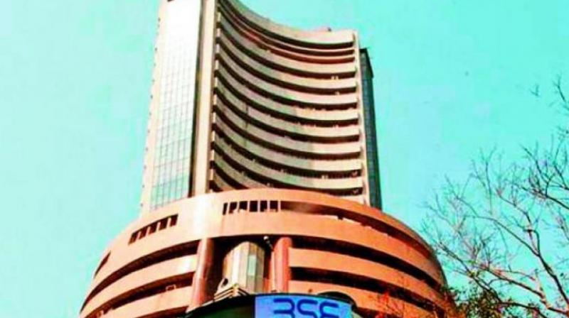 The 30-share Sensex tanked 907 points before settling at 38,720.57 points, showing a sharp loss of 792.82 points or 2.01 per cent.