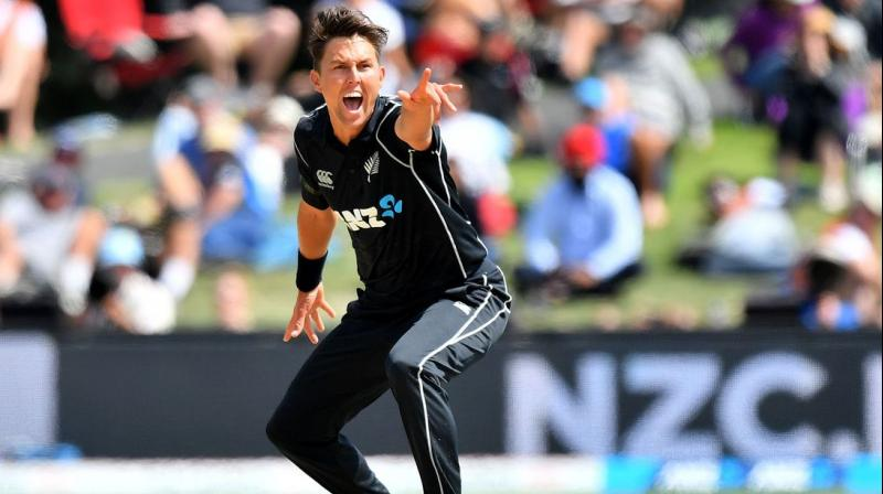 Boult was the joint leading wicket-taker in the 2015 edition with 22 scalps from nine matches. (Photo:AFP)