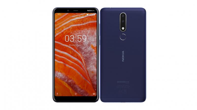 The Nokia 3.1 Plus will cost Rs 11,499, though, the global pricing of the device is Euro 159 (approx Rs 13,600), which is a little higher than the Indian pricing.
