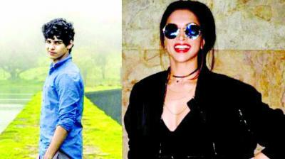 Ishaan is reportedly playing Padukone's brother in the film.