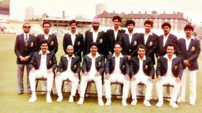 The 1983 Cricket World Cup squad
