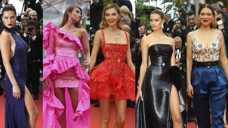 Cannes Film Festival Day 9: Celebrities stun on the red carpet