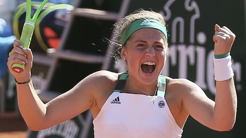 Jelena Ostapenko is yet to win a World Tour title. (Photo: AP)
