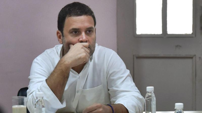 Congress Vice-President Rahul Gandhi (Photo: PTI)