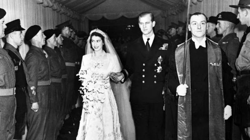 Despite three of their four children having divorced, this royal union has endured through the decades without any public hint of marital strife. (Photo: AP)