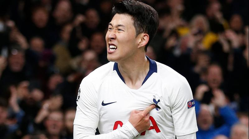 The 26 year old has scored 12 goals in 27 starts for Spurs in the 2018-19 season. (Photo: AFP)