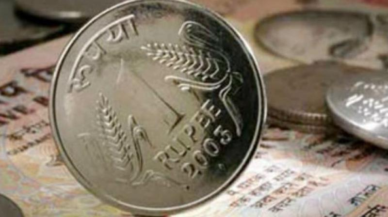 Stamping its largest weekly decline, Indian currency depreciated by a staggering 52 paise amid a short-term recovery in USD.