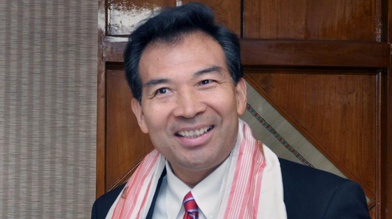 Chinese Ambassador to India Luo Zhaohui (Photo: AP)