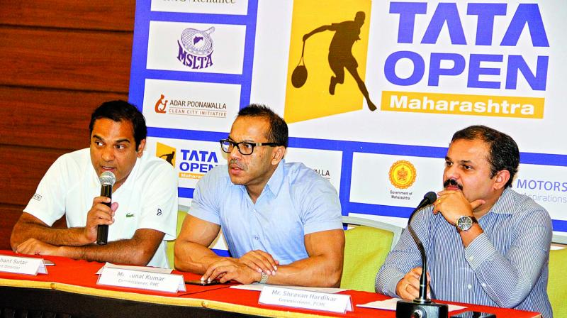 Pune-based Arjun Kadhe will get a direct entry into the main draw of the Tata Open Maharashtra.