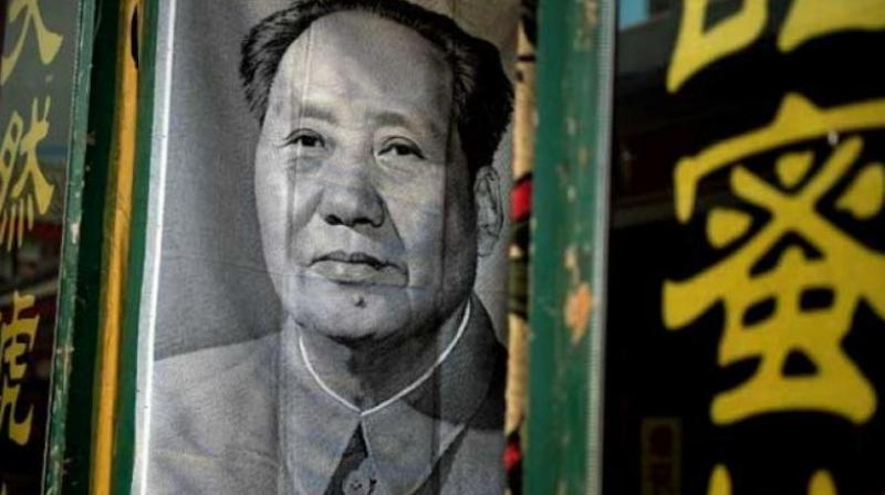 China's legendary revolutionary leader Mao Zedong (Photo: AFP)