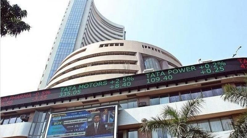 Volatility was higher on Tuesday due to mixed global cues. (Photo: PTI/File)