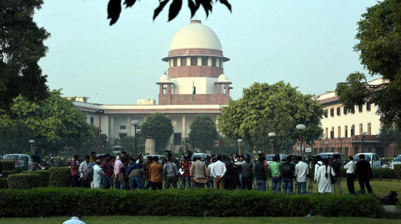 Supreme Court of India. (Photo: PTI)