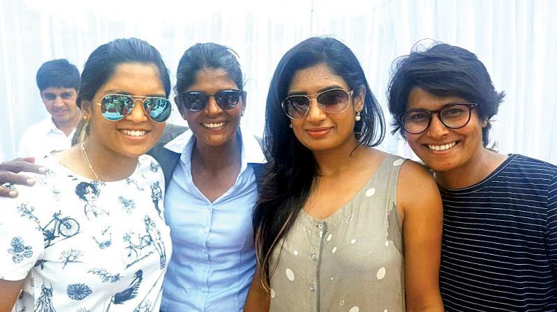 A picture of Indian women's cricket team captain, Mithali Raj went viral. It showed sweat patches under her arms and Twitter trolls had a field day with it.
